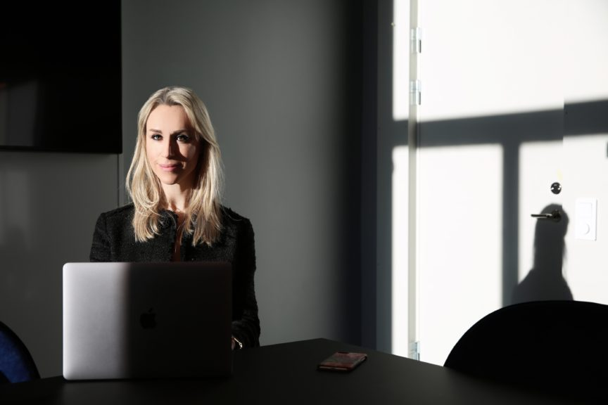 Heidi Ershult, Employer Branding & Talent Acquisition Lead Nordnet