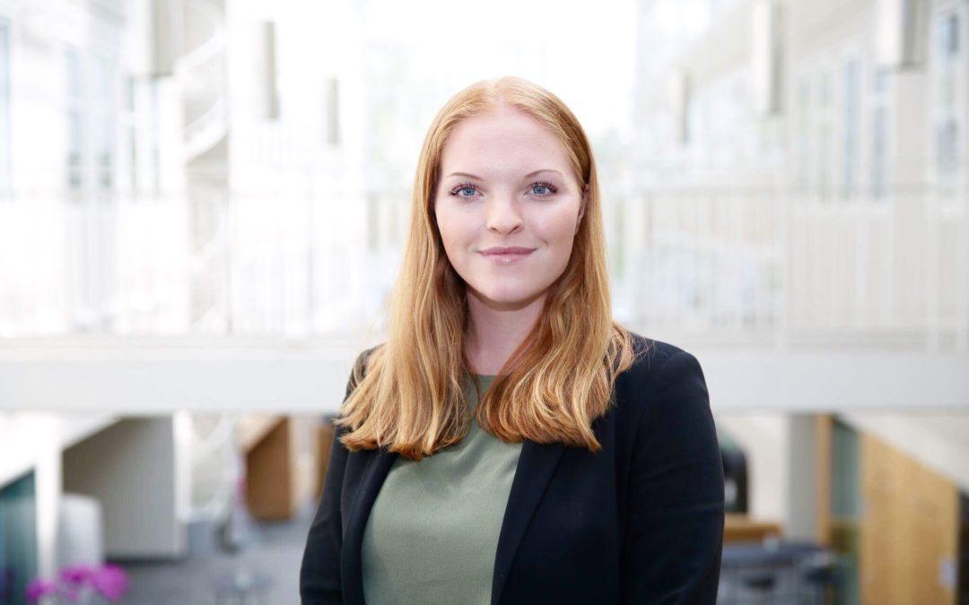 Meet Lisa – winner of Nordnet's first Shark Tank