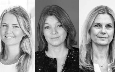 Meet three successful women at Nordnet