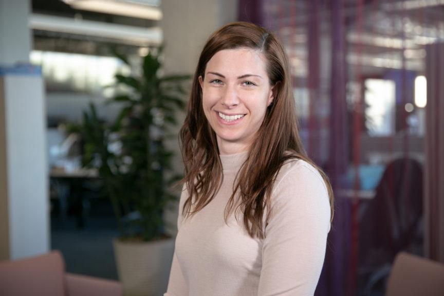 Magdalena Filipovic, Head of Financial Crime Unit Nordnet