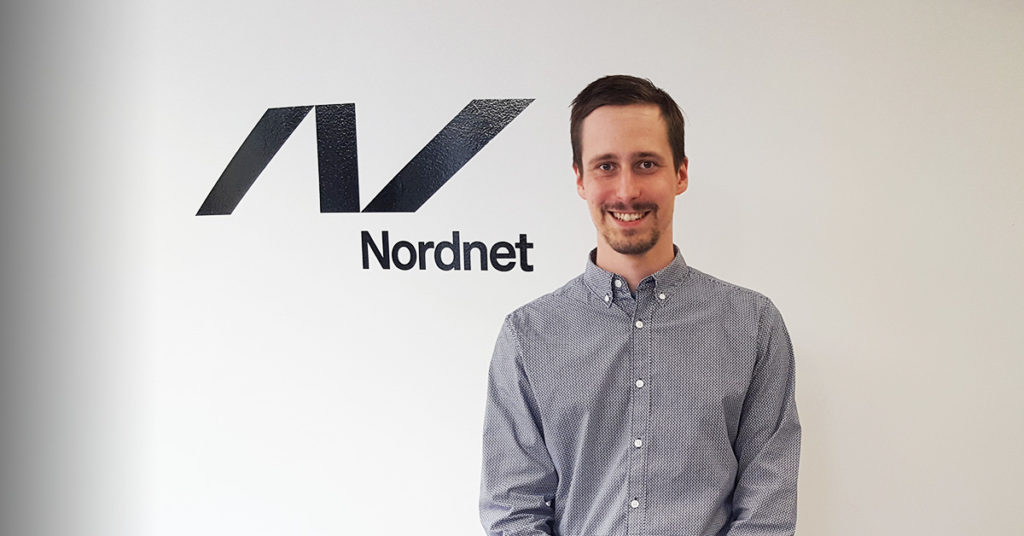 Henri Isometsä, Marketing Project Manager Nordnet