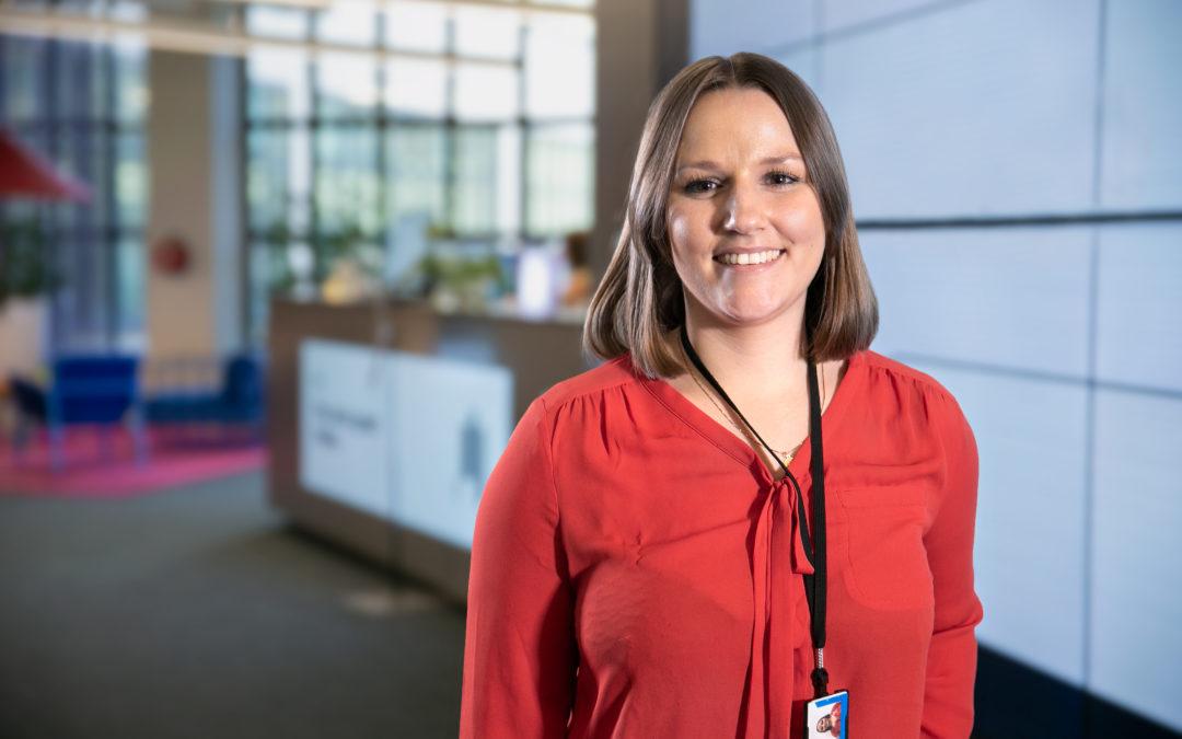 Lisa Calá, Tech Recruiter Nordnet